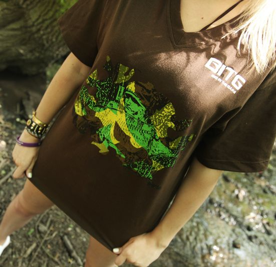 BITG Jungle Carpin T Shirt