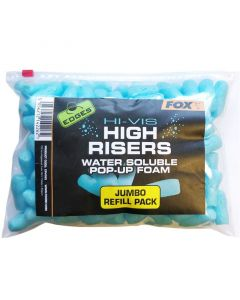 Fox Edges Hi-Viz High Risers Pop Up Foam