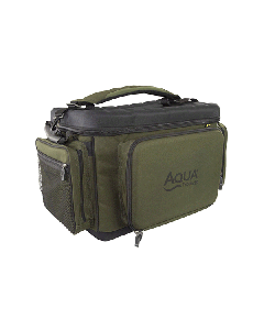 Aqua Black Series Front Barrow Bag