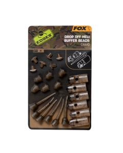 Fox Edges Camo Drop Off Heli Buffer Bead Kit