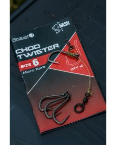 Nash Pinpoint Chod Twister Hook