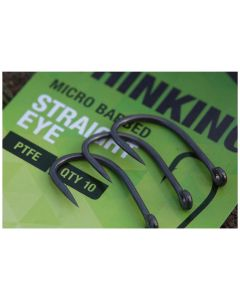 Thinking Anglers Straight Eye Hooks