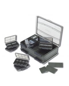 Fox F Box Deluxe Medium Double Tackle Box