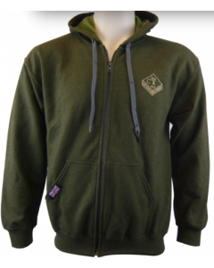 Cotswold Aquarius Green Zip Hoody