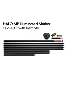 Fox Halo Illuminated Marker Pole Kits