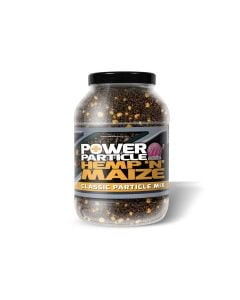 Mainline Baits Power Particle Hemp N Maize 3L