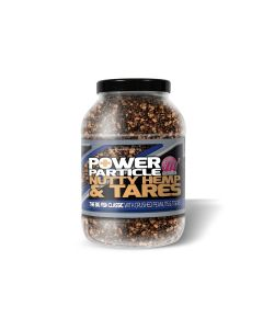 Mainline Baits Power Particle Nutty Hemp & Tares 3L