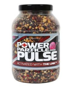 Mainline Baits Power Plus Particles - The Pulse with Added Link
