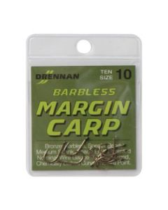 Drennan Barbless Margin Carp Hooks