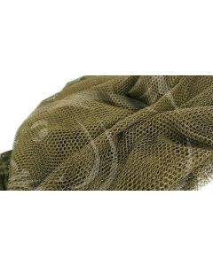 "Nash Spare 42"" Green Landing Net Mesh With Fish Print"