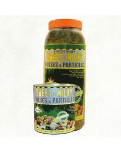 Dynamite Baits Sweet & Milky Pulses & Particles