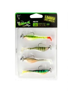 Fox Rage Mini Fry Loaded Mixed Colour Pack