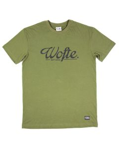 Wofte Olive EST 11 Tee - Bristol Angling Centre