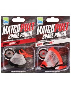 Preston Match Pult Spare Pouches