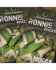 Gardner Ready Made Ronnie Rigs
