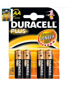 Duracell Plus AA Batteries