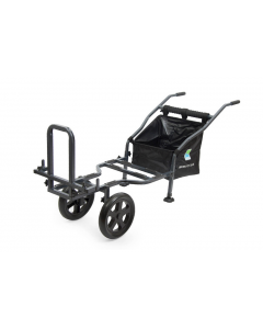 Preston Space Station Shuttle Trolley (New Gunmetal Black)