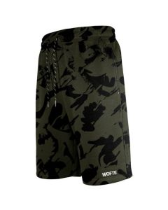 Wofte Staple Shadow Camo Shorts