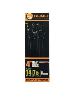 "Guru 4"" QM1 SpeedStop Ready Rigs"