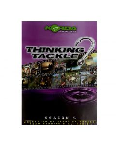 Korda Thinking Tackle Season 5 DVD