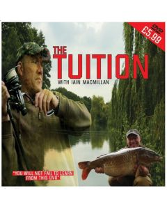 The Tuition Dvd with Iain Macmillan