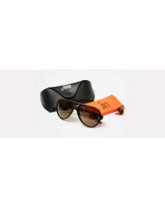 Fortis Tortoise Shell Aviator Sunglasses