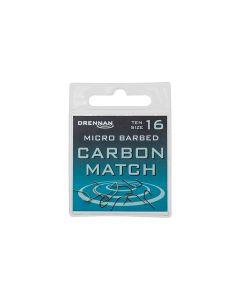 Drennan Carbon Match Micro Barbed Hook