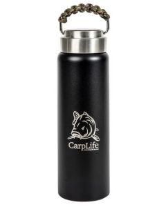 CarpLife Thermal Flask Camo Paracord Handle