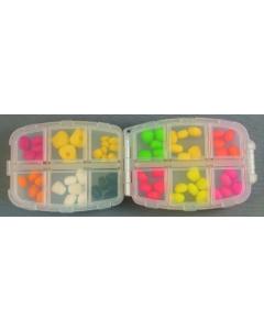 Enterprise Tackle Imitation Baits Selection Box - Pop Up Corn
