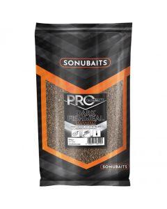 Sonubaits Pro Dark Fishmeal Groundbait 900g