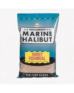 Dynamite Baits Marine Halibut Sweet Fishmeal Groundbait 1kg