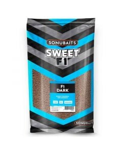 Sonubaits F1 Dark Groundbait 2kg