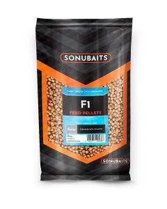 Sonubaits F1 Feed Pellets 900g