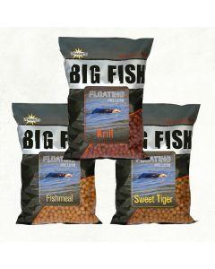 Dynamite Baits Big Fish Floating Feed Pellets 1.1kg