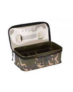 Fox Aquos Camolite Rig Box and Tackle Bag