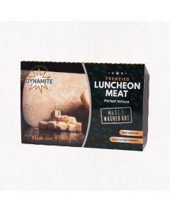 Dynamite Baits Frenzied Luncheon Meat