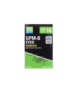 Preston GPM-B Eyed Hooks