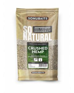 Sonubaits So Natural Crushed Hemp 500g