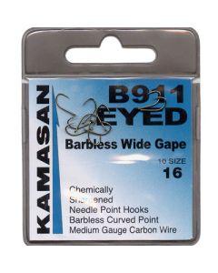 Kamasan B911 Eyed pkts 10 POST FREE
