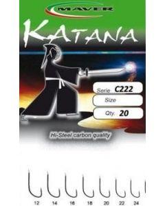 Maver Katana C222 Hooks