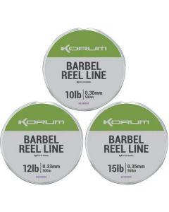 Korum Barbel reel Line 500m