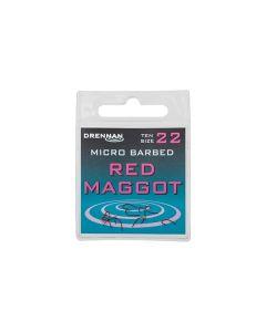 Drennan Red Maggot Micro Barbed Hook