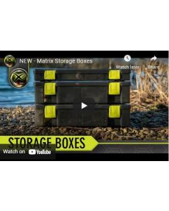 Matrix Storage Box