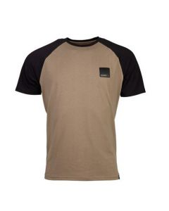 Nash Elasta Breathe Black Sleeve T Shirt