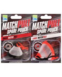 Preston Match Pult Spare Pouches