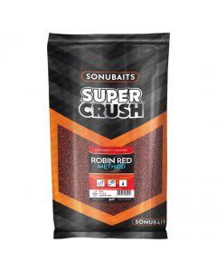 Sonubaits Robin Red Method Mix Groundbait 2kg