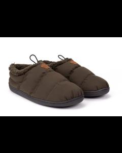 Nash Green Deluxe Bivvy Slippers