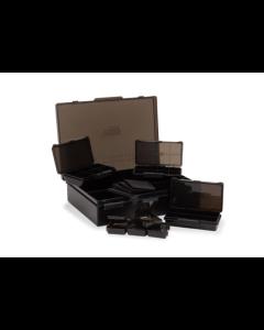 Nash Medium Tackle Box Loaded Black
