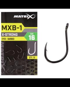 Matrix MXB-1 Size 12 Barbed Eyed