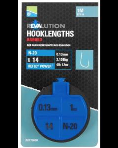 Preston Revalution Hooklengths N-20